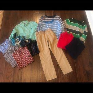 Boy's Clothing Bundle (12 items)